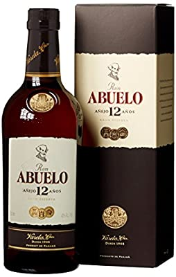 Abuelo Rum 12 Jahre (1 x 0.7 l)
