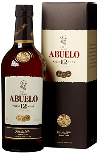 Ron Abuelo 12 Años Panama Rum (1 x 0,7 l)