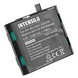 INTENSILO NiMH batería 2300mAh (4.8V) para tecnología médica como estimulador muscular Compex SP4.0, Sport, Sport Elite, Vitality