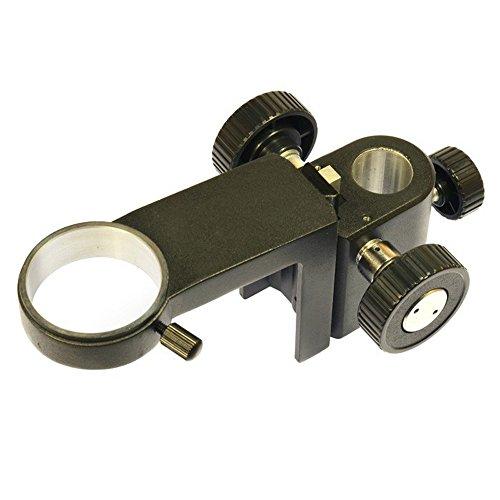 Hevey Diameter DIA 50mm Verstelbare Monoculaire Gear Zoom Video Microscoop Stand Onderdeel Houder Ondersteuning Ring