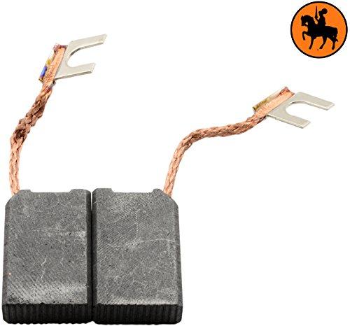 Buildalot Specialty Kohlebürsten ca-15-42654 für Stayer Säge SLC251-6x14x22mm - Mit automatischer Abschaltung