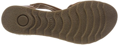 Gabor Shoes Comfort Sport Riemchensandalen, Braun - 4