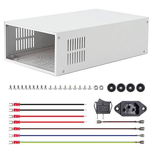 KKmoon S12A Netzteilgehäuse für RD6012 / RD6012-W (Netzteil nicht im Lieferumfang enthalten und Montage erforderlich)