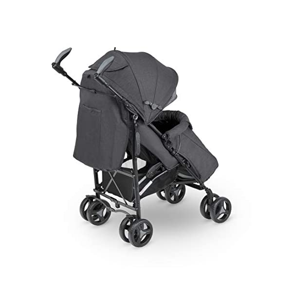 Lionelo Irma Folding Stroller with Backrest Adjustment 6 Inch Wheels Lionelo  18