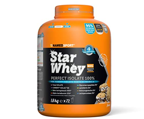 Star Whey Named Sport 1.8 kg Gusto COOKIES & CREAM