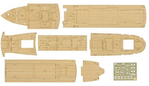Hikawamaru Wood Deck 1/350