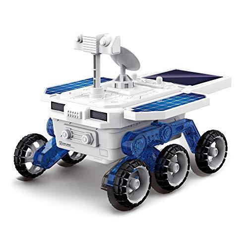 URglorious Solar Robot for Kids, STEM Toys Science Kit for Kids Ages 8 9 10+, DIY Building Toys...