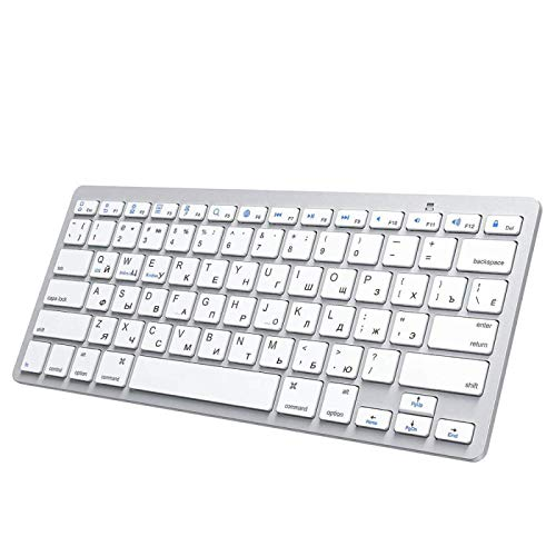 xiaoxioaguo Bluetooth keyboard wireless keyboard for Mac iPad iPad iPhone keyboard