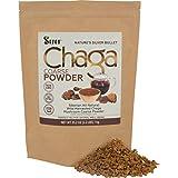Sayan Siberian Raw Ground Chaga Powder 2.2 Lbs (1Kg) - Wild Forest Mushroom Tea, Powerful Adaptogen...