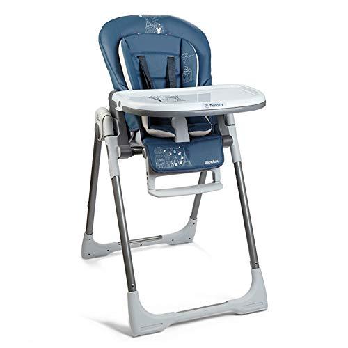 Chaise de salle à manger pour enfant chaise bébé siège bébé pliante multifonction portable chaise de table pour enfantB