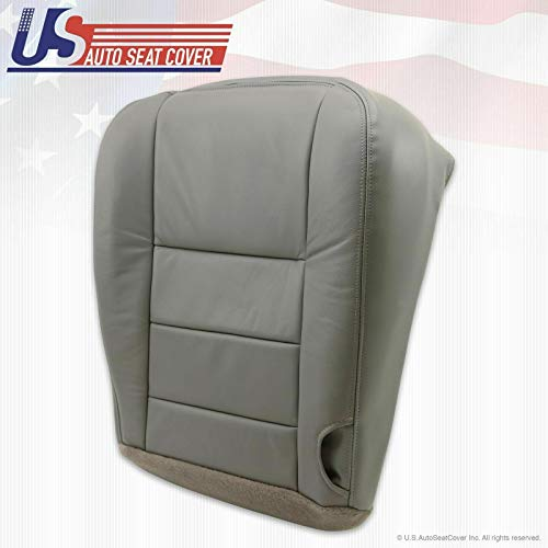 2002 2003 2004 Compatible with Ford F250 Lariat Super Duty Driver Bottom Leather...