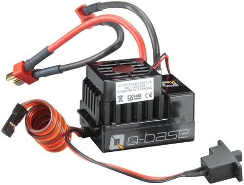 HPI TT H104924 - Flux Q-Base Brushless Fahrtenregler, Mehrfarbig