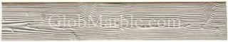 GlobMarble Wood Grain Texture Concrete Plex Stamp Mat SM 5300/F. 60