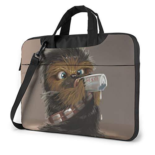 Star Wars Laptop Bag 14 15 16 Inch Briefcase Shoulder Messenger Bag Water Repellent Laptop Bag Satchel Tablet Bussiness Carrying Handbag for Women and Men15.6 inch
