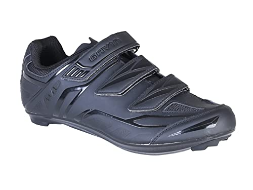 Gavin Road Cycling Shoe SPD or Look Compatible Black