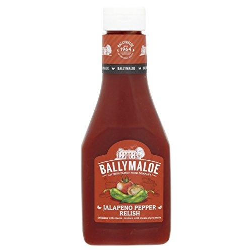 Ballymaloe Jalapeno Pepper Relish, 3er Pack (3 x 325g) …