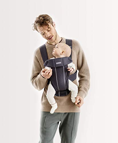Image of the BABYBJORN Baby Carrier Mini in Cotton