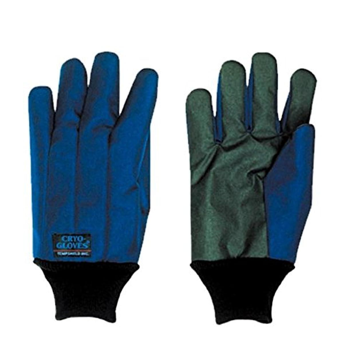 無しレタス牽引アイシス 耐寒産業用手袋 TS-CIWXWP XLサイズ