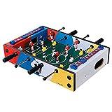 Holztisch Fußball Desktop Fußballspielzeug Familie Unterhaltung Interaktive Spiele Holz Simuliert...