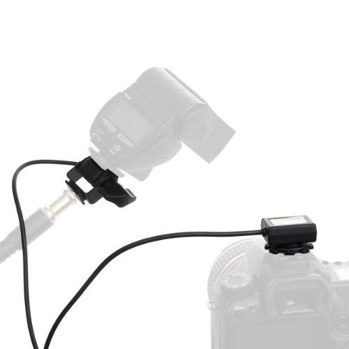 Walimex 5m 1/4 Pulgadas Cable XL Flash para Nikon i-TTL