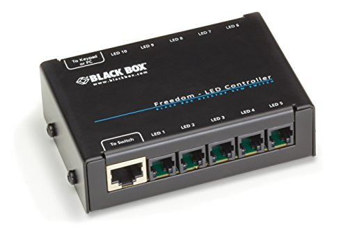 Black Box ServSwitch Freedom LED Monitor Identification Kit