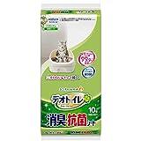 デオトイレ 1週間消臭・抗菌デオトイレ 取りかえ専用 消臭・抗菌シート 10枚×5袋