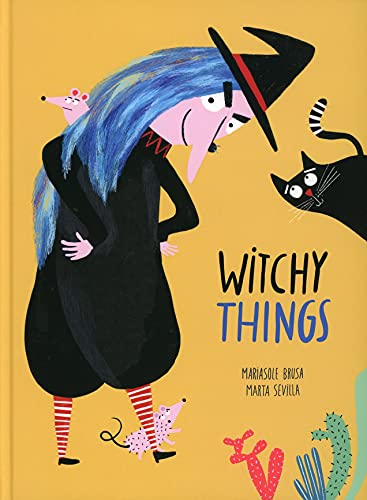 Witchy Things (Inglés)