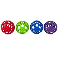 Tough By Nature Hol-ee Roller, Size 8, Assorted by JW Pet