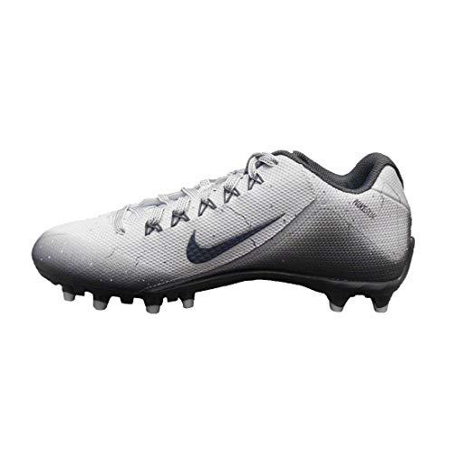 Nike Mens Alpha Pro 2 TD 719925-100 (White/Black, 9.5 D(M) US)