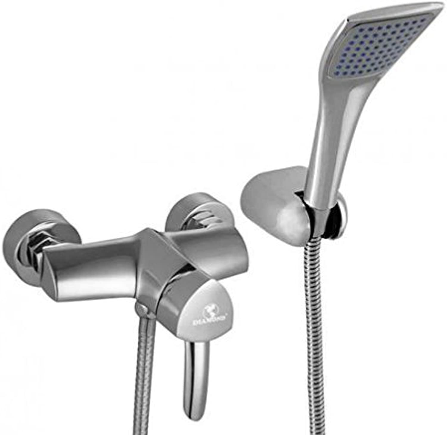 Shower Mixer TENERIFE on the wall