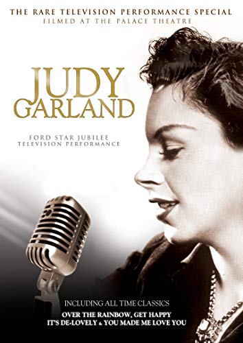 Judy Garland Live at the Palace Theatre [DVD] [2019]