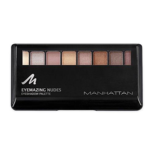 Manhattan Eyesmazing Nudes Ombre à Paupières Palette (100-Chocolate in a Box)