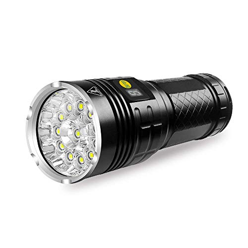 Best hi power flashlights
