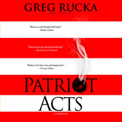 Patriot Acts cover art