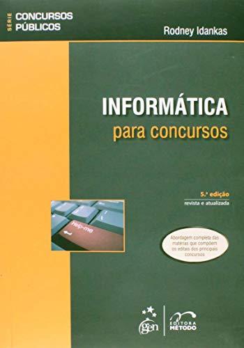 Série Concursos Públicos - Informática para Concursos