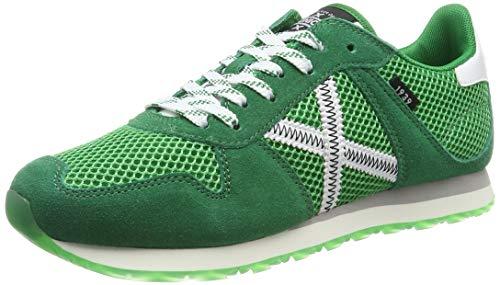 Munich Massana, Zapatillas Unisex Adulto, Verde (Verde 318), 45 EU