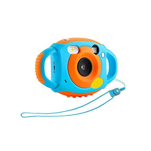 JulySeeYouz Kinder-Digitalkamera, Mini Wiederaufladbare Creative Kids Kameras 1,77
