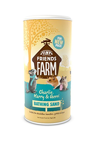 Supreme Tiny Friends Farm Bathing Sand 2.2lb