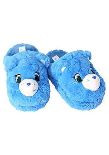 Care Bears Grumpy Bear Adult Slippers Small/Medium