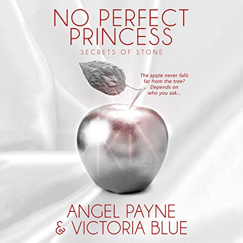 No Perfect Princess audiobook cover art