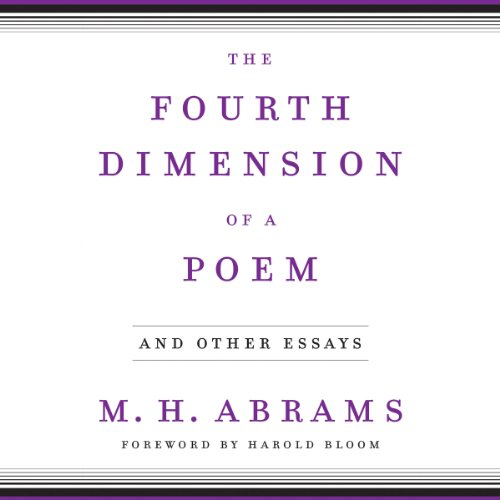 The Fourth Dimension of a Poem cover art