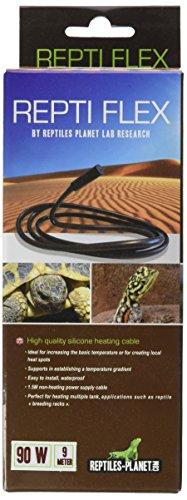 REPTILES PLANET Cordons Chauffants pour terrarium Reptile Repti Flex 9 m 90 W