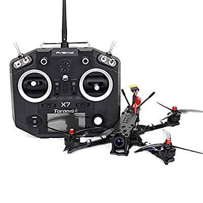 ARRIS X220 220mm RC Quadcopter FPV Racing Drone RTF with Radiolink AT9S Transmitter + Flycolor 4-in-1 Tower + 4S Battery HS1177 Camera