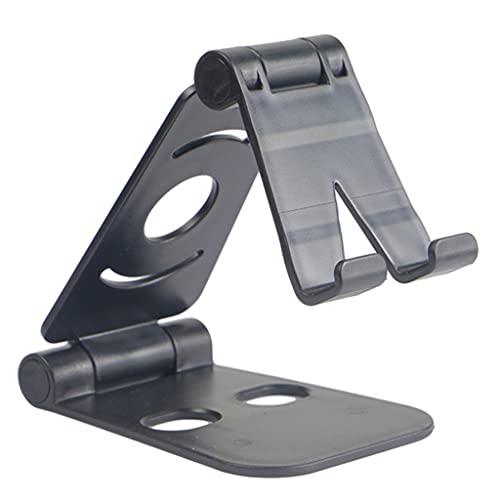 Soporte de teléfono móvil ajustable Cradle, totalmente plegable, compatible con todos los teléfonos