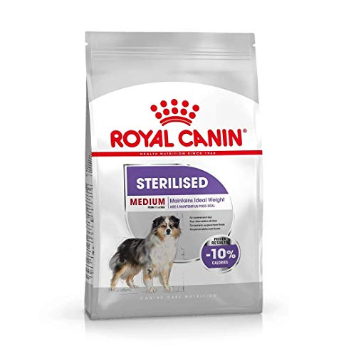 Royal Canine Adult Sterilised Medium 10Kg 10000 g ✅