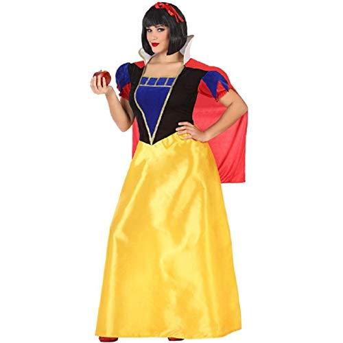 ATOSA disfraz princesa de cuento mujer adulto vestido largo XXL