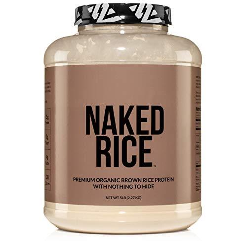 Naked Rice - Organic Brown Rice Protein Powder
