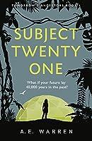 Subject Twenty-One (Tomorrow's Ancestors)