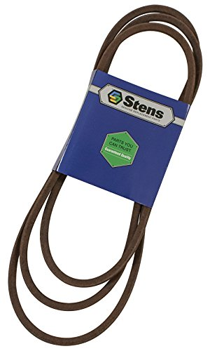 Stens 265-350 Covered Deck Belt, 113-1/2in L, 1/2in W, Replaces Toro 119-8819