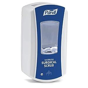PURELL LTX-12 Touch-Free Hand Sanitizer Dispenser, White, for PURELL LTX-12 1200 mL Hand Sanitizer Refills (Pack of 1) - 1920-01